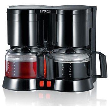 Severin dobbelt kaffemaskine