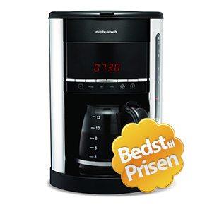 Morphy Richards 47087 kaffemaskine med timer