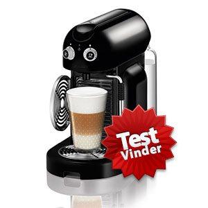 Kapsel kaffemaskine bedst i test