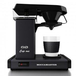 Cup-one sort Moccamaster kaffemaskine