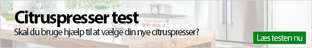 Citruspresser test banner