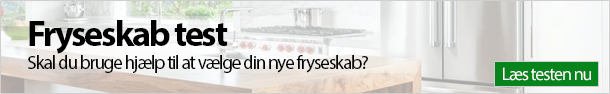Fryseskab test banner