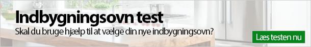 Indbygningsovn test banner