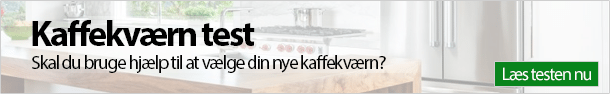 Kaffekværn test banner