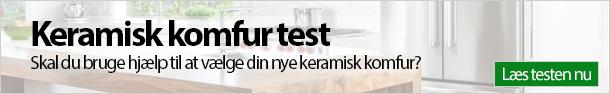 Keramisk komfur test banner