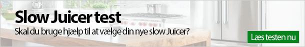 Slow Juicer banner