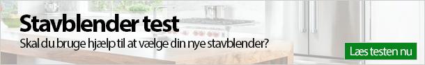 Stavblender test banner