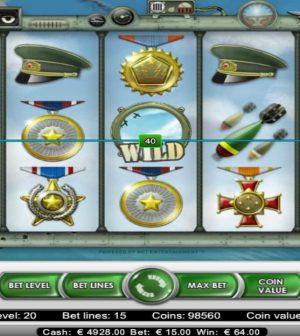 Online spillemaskine