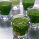 Grøn juice til de kræsne