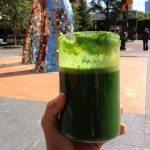Velsmagende grønkålsjuice til de ekstra sunde