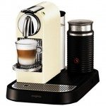 Nespresso Citiz & Milk D121CW kapsel kaffemaskine