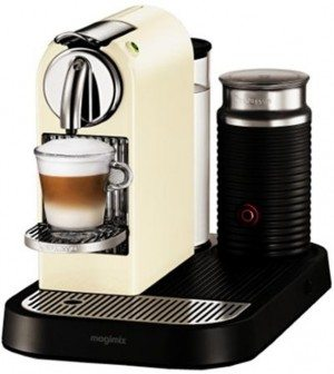Nespresso Citiz Milk D121CW