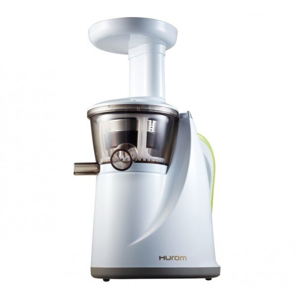 100 Gourmet Recipes For The Slow Juicer : Hurom HU-100 Slow juicer - MadMaskiner