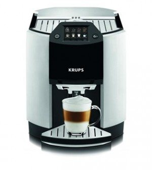 Krups Espresso EA9010PN Automatic espressomaskine - MadMaskiner