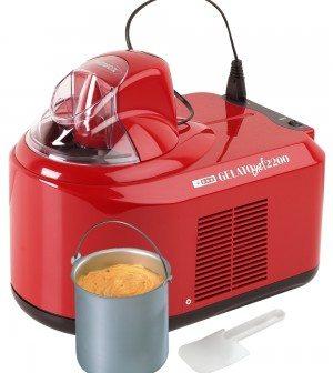 Nemox Gelato Chef 2200 ismaskine med kompressor