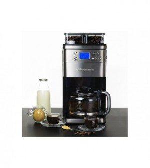 Velsete Andrew James Premium kaffemaskine med kværn - MadMaskiner YH-05