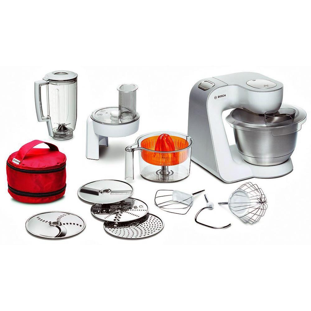 Bosch Mum Vergleichstabelle: Bosch MUM54W41 Køkkenmaskine