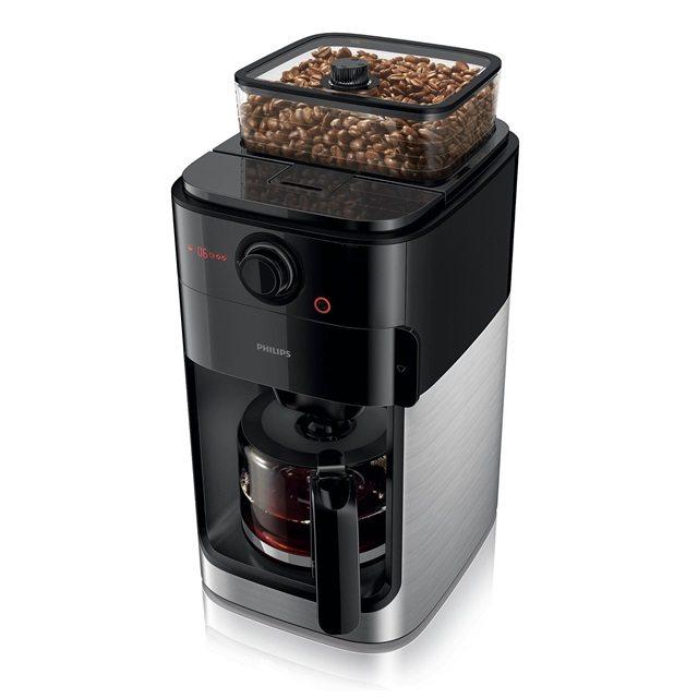 Philips HD7761 Grind & Brew kaffemaskine med kværn - MadMaskiner
