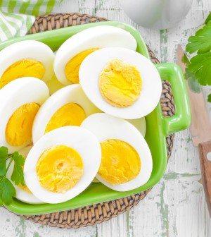 hvor længe kan et kogt æg holde sig