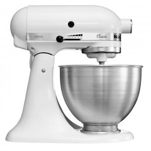 KitchenAid 5K45SSEWH mixer