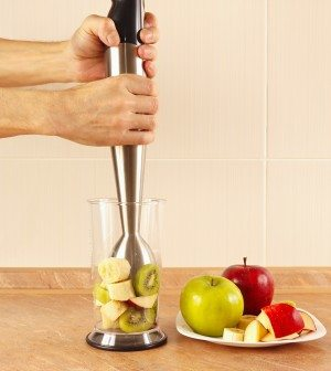 KitchenAid stavblender test_1