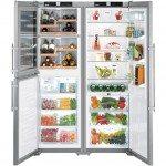 LiebHerr SBSes 7165-21 amerikaner køleskab