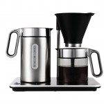 Wilfa WSM 1B kaffemaskine med elkedel