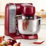Bosch køkkenmaskine – 4 køkkenmaskiner der er pengene værd!