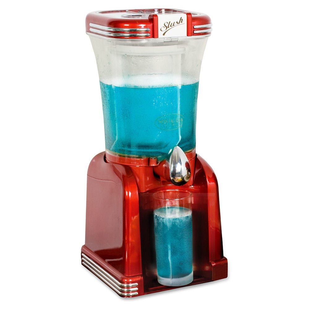 Nostalgia Electrics Retro Red Slush Ice Maker_1