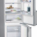 Siemens KG39EBI40 køle-fryseskab