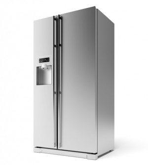 Amerikaner køleskab-test