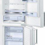 Bosch KGE36BW40 køle-fryseskab