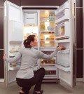Amerikansk køleskab