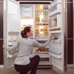 Amerikansk køleskab – 13 modeller med prissammenligning
