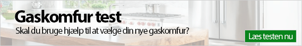 Gaskomfur test