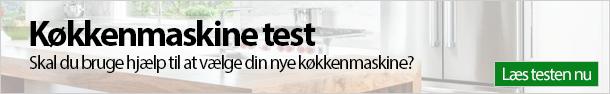Køkkenmaskine test