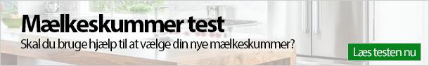 Mælkeskummer test
