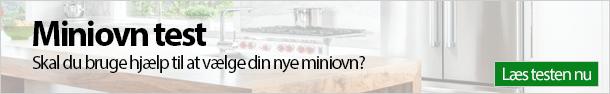Miniovn test
