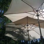 Nyd maden under en god parasol