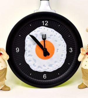Sjovt ur til køkkenet