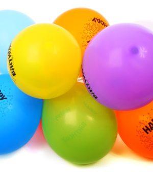 Balloner til fødsesldag