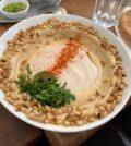 Hummus lavet med stavblender