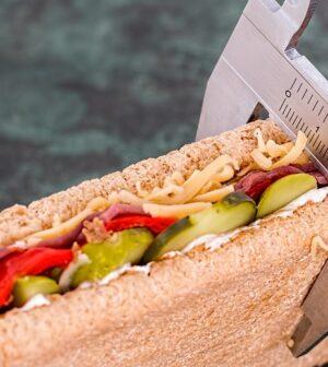 Måling af sandwich